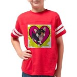 poco_circle Youth Football Shirt