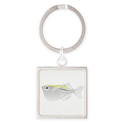 Silver Hatchetfish f Keychains