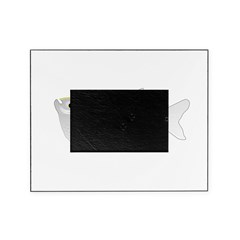 Silver Hatchetfish f Picture Frame