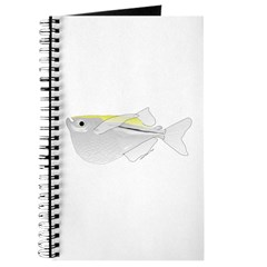 Silver Hatchetfish f Journal