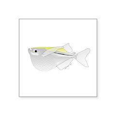Silver Hatchetfish f Sticker