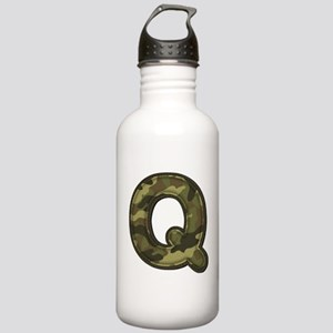 Q Army Water Bottle