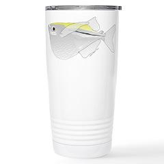 Silver Hatchetfish c Travel Mug