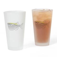 Silver Hatchetfish c Drinking Glass