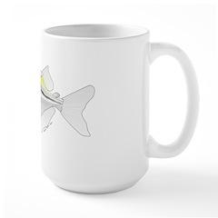 Silver Hatchetfish c Mug