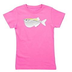 Silver Hatchetfish c Girl's Tee