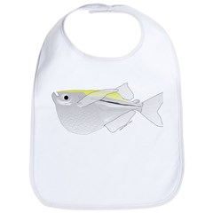 Silver Hatchetfish c Bib