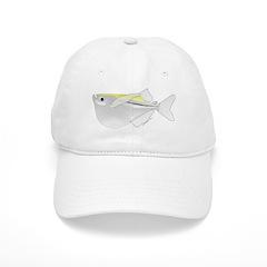 Silver Hatchetfish c Baseball Baseball Cap
