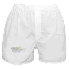 Silver Hatchetfish c Boxer Shorts