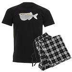 Silver Hatchetfish c Pajamas
