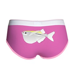 Silver Hatchetfish c Women's Boy Brief