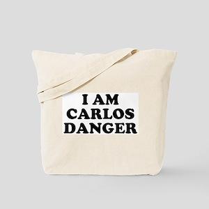 I Am Carlos Danger Tote Bag