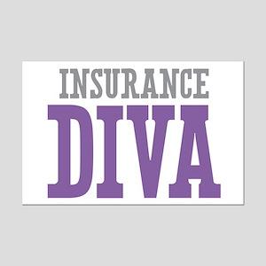 Insurance DIVA Mini Poster Print