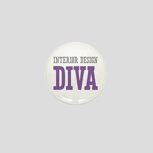 Interior Design DIVA Mini Button