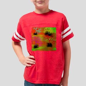 rippingtress2 Youth Football Shirt