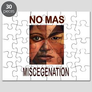 MISCEGENATION Puzzle
