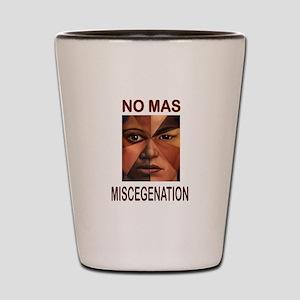 MISCEGENATION Shot Glass