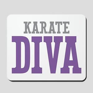 Karate DIVA Mousepad