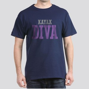 Kayak DIVA Dark T-Shirt