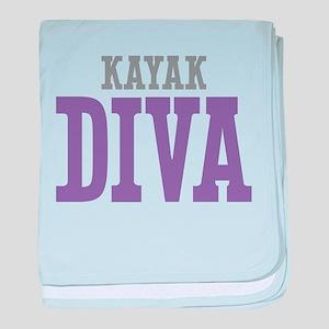 Kayak DIVA baby blanket