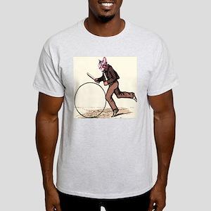 Big Wheel Cat T-Shirt