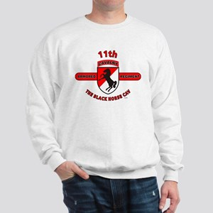 11TH ARMORED CAVALRY REGIMENT Sweatshirt