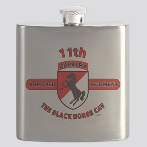 11TH ARMORED CAVALRY REGIMENT Flask