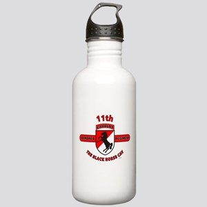 11TH ARMORED CAVALRY REGIMENT Water Bottle