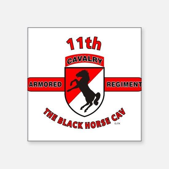 11TH ARMORED CAVALRY REGIMENT Sticker