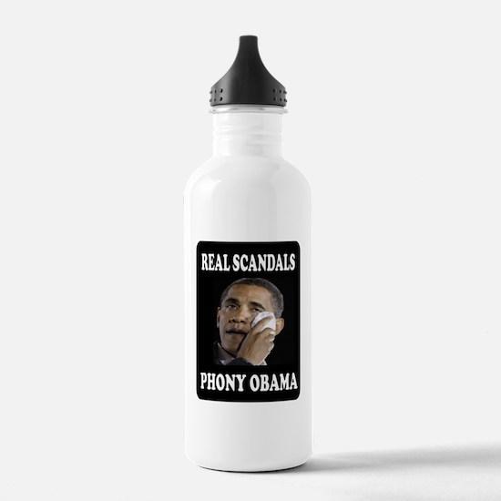 PHONY OBAMA Water Bottle