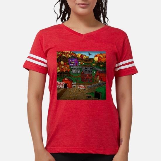 Cute October Womens Football Shirt