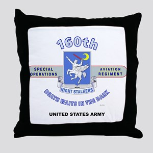 160TH SPECIAL OPERATIONS AVIATION REGIMENT Throw P