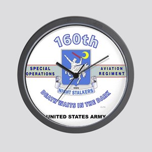 160TH SPECIAL OPERATIONS AVIATION REGIMENT Wall Cl