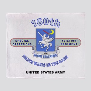 160TH SPECIAL OPERATIONS AVIATION REGIMENT Throw B