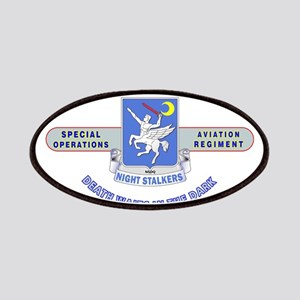 160TH SPECIAL OPERATIONS AVIATION REGIMENT Patches