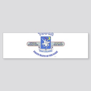 160TH SPECIAL OPERATIONS AVIATION REGIMENT Bumper