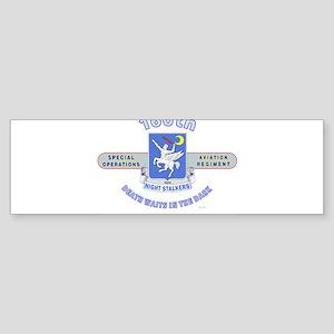 160TH SPECIAL OPERATIONS AVIATION REGIMENT Bumper