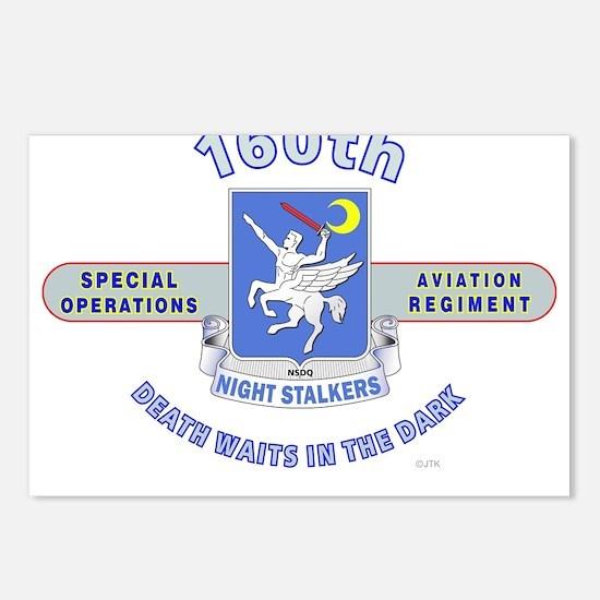 160TH SPECIAL OPERATIONS AVIATION REGIMENT Postcar