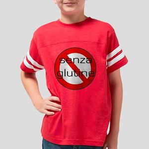 senza Youth Football Shirt