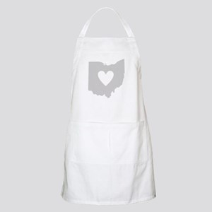 Heart Ohio Apron