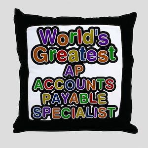 Worlds Greatest AP ACCOUNTS PAYABLE SPECIALIST Thr