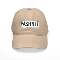 Pashnit Kahki or White Baseball Cap