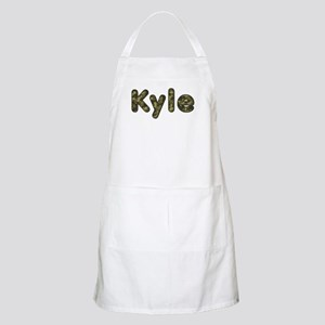 Kyle Army Apron
