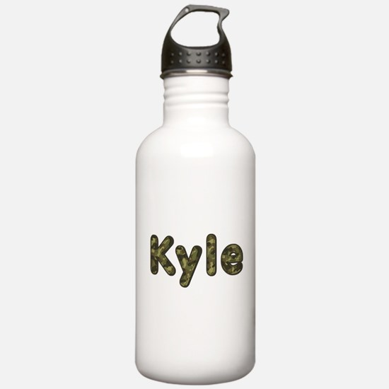 Kyle Army Water Bottle