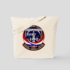 STS-102 Tote Bag
