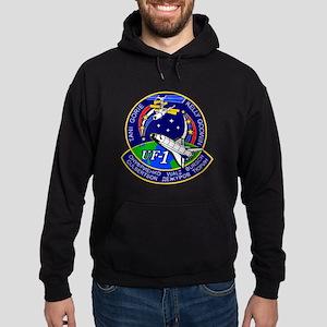 STS-108 Endeavour Hoodie (dark)