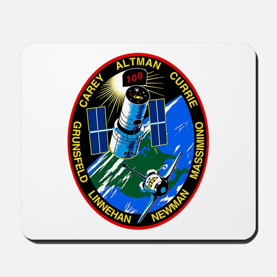 STS-109 Columbia Mousepad