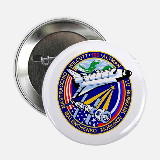 "STS-106 2.25"" Button"