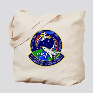 STS-108 Endeavour Tote Bag