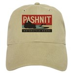 Pashnit Roads Cap- White or Kahki